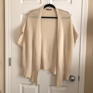 Sweaters - 🐳2/$30 Cream knitted loose cardigan